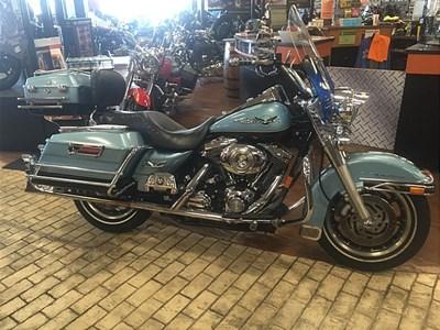 Used 2007 Harley-Davidson® Road King®