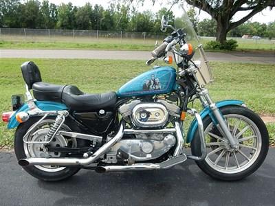 Used 1997 Harley-Davidson® Sportster® 883 Hugger®