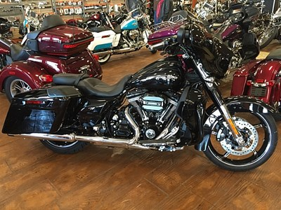 New 2016 Harley-Davidson® CVO™ Street Glide®