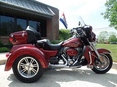 Used 2009 Harley-Davidson® Tri Glide™ Ultra Classic®