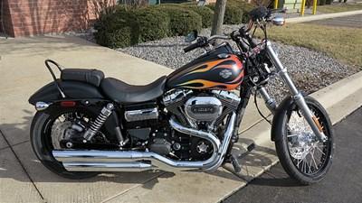 New 2016 Harley-Davidson® Dyna® Wide Glide®