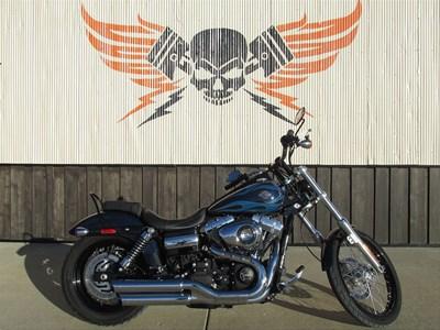 New 2012 Harley-Davidson® Dyna® Wide Glide®
