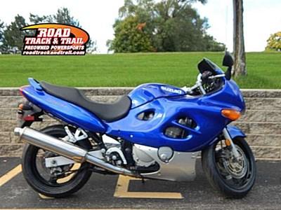 Used 2002 Suzuki Katana 600