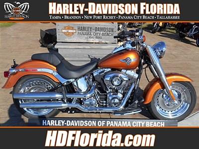New 2014 Harley-Davidson® Softail® Fat Boy®