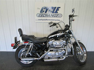 Used 2014 Harley-Davidson® Sportster® 883