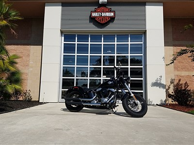 Used 2014 Harley-Davidson® Softail Slim®