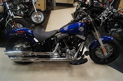 New 2015 Harley-Davidson® Softail® Slim®