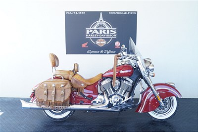 Used 2014 Indian® Chief Classic w/ Sidecar