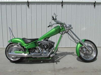 Used 2005 American IronHorse Tejas