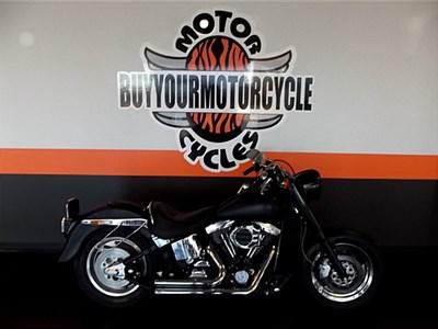 Used 1997 Harley-Davidson® Softail® Fat Boy®