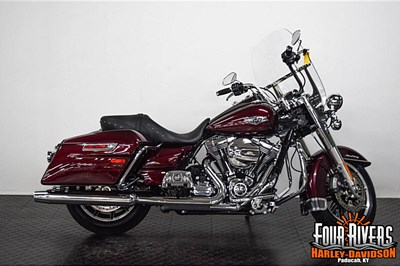 Used 2014 Harley-Davidson® Road King® Firefighter/Peace Officer