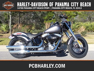 New 2016 Harley-Davidson® Softail® Slim®