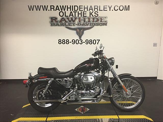 Photo of a 2002 Harley-Davidson® XL1200C Sportster® Custom