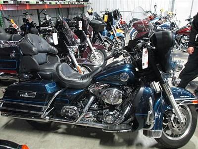 Used 2008 Harley-Davidson® Ultra Classic® Electra Glide® w/ Sidecar