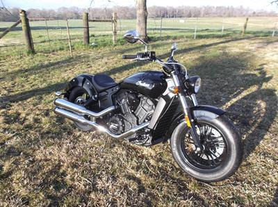 New 2016 Indian® Scout Sixty