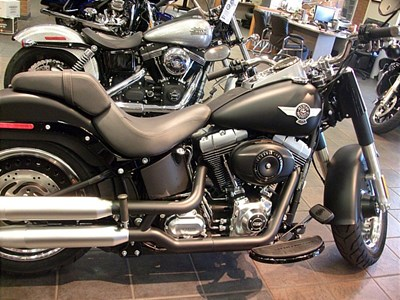 New 2015 Harley-Davidson® Softail® Fat Boy® Lo