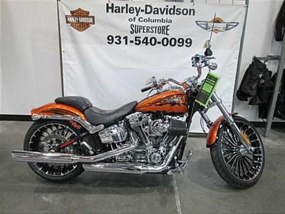 Used 2014 Harley-Davidson® CVO™ Breakout