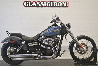 2014 to 2016 New & Used Harley-Davidson® Dyna Wide Glide® (220 Bikes
