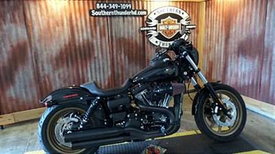 New 2016 Harley-Davidson® Dyna® Low Rider® S