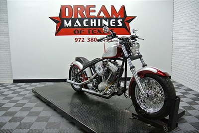 Used 2010 SuckerPunch Sallys Traditional Bobber