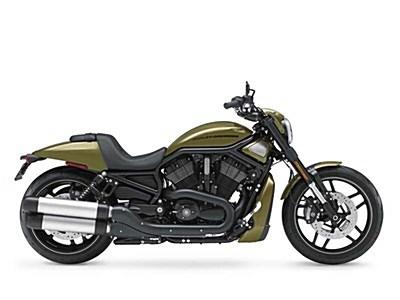New 2016 Harley-Davidson® V-Rod® Night Rod® Special
