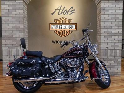 Used 2015 Harley-Davidson® Heritage Softail® Classic