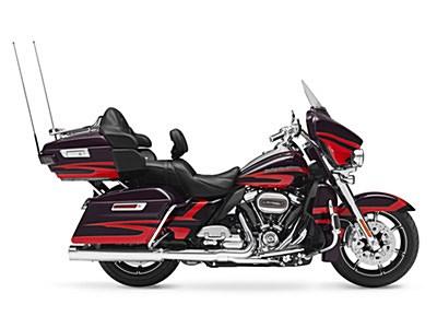 New 2017 Harley-Davidson® CVO™ Limited