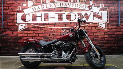 New 2016 Harley-Davidson® Softail® Slim®