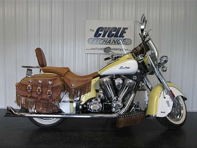 Used 2010 Indian® Chief® Vintage
