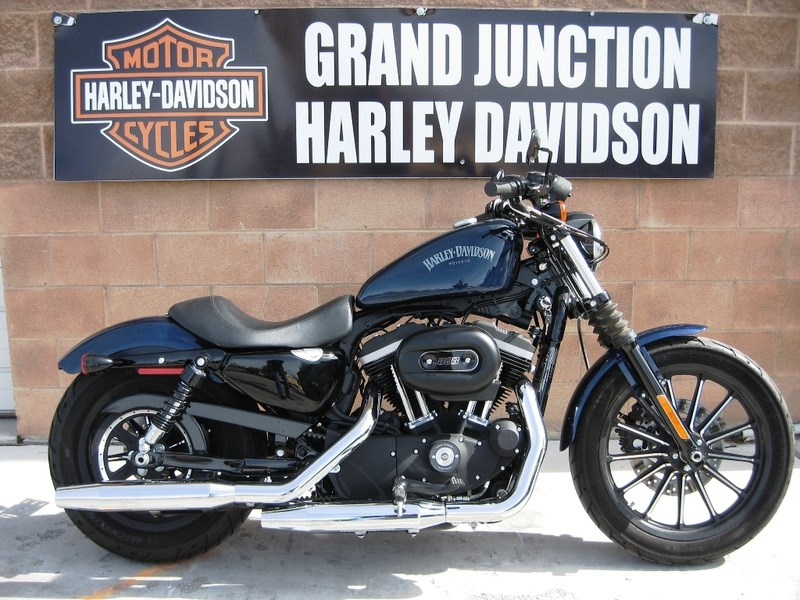All new used harley davidson sportster iron 883 429 for Heritage motors rogersville tn