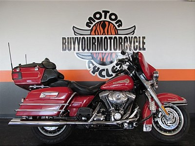 Used 2007 Harley-Davidson® Ultra Classic® Electra Glide® Firefighter/Peace Officer