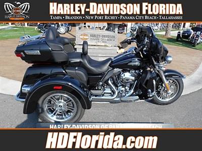 New 2015 Harley-Davidson® Tri Glide® Ultra
