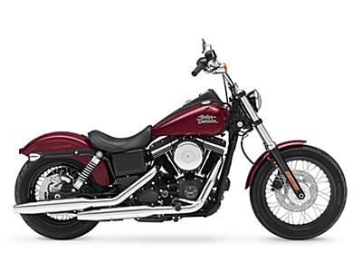 New 2016 Harley-Davidson® Dyna® Street Bob®